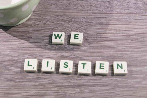 Area 43 we listen
